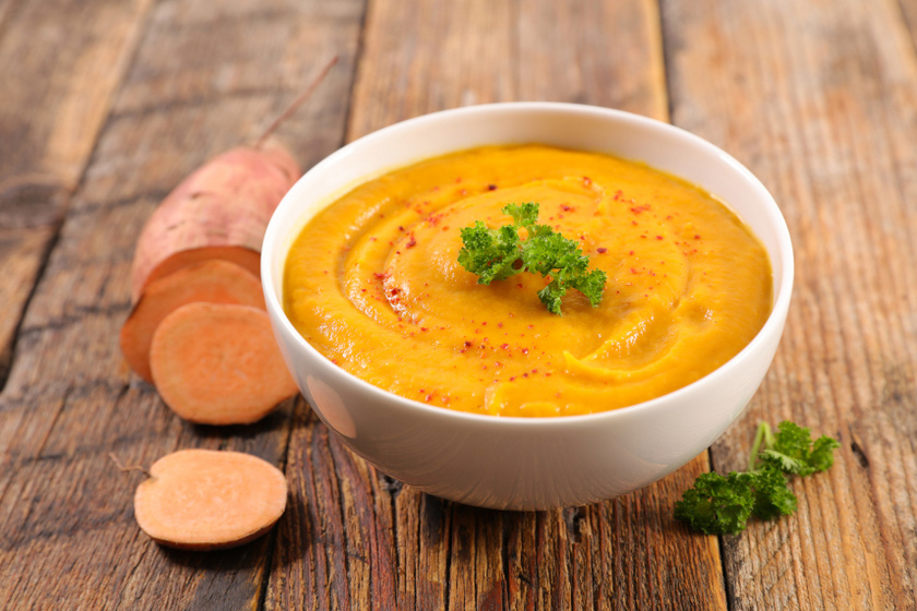 édeskrumpli leves recept