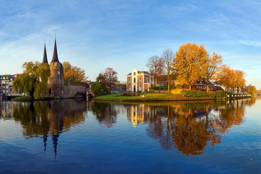 Hollandia alig ismert városai mesébe illenek: eldugott kastélyokat és hangulatos utcácskákat rejtenek