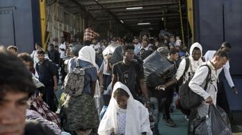 Rekordalacsony volt 2019-ben az EU-ba tartó illegális migráció
