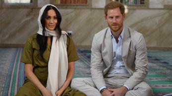 Harry herceg és Meghan Markle bejelentették: saját útjukat járnák