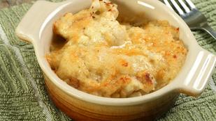 Te is rajongod a rakott karfiolt? Mutatjuk, hogyan készítsd el pulykahúsból!