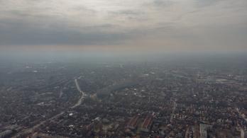 Több városban egészségtelen és veszélyes a szálló por miatti légszennyezettség