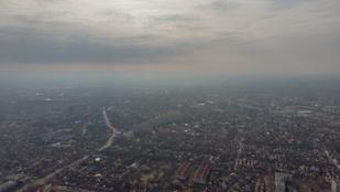 A légszennyezés jelentősen növelheti a Covid-19 halálozási kockázatát