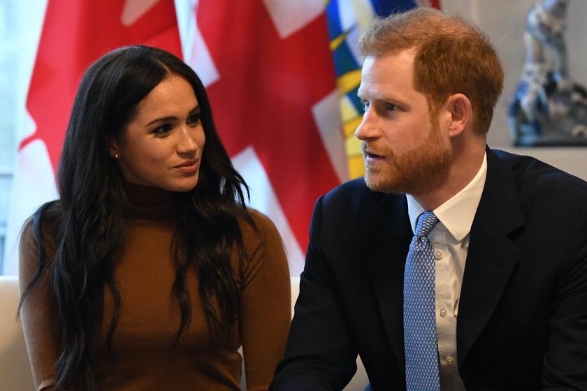 Harry és Meghan megsértődtek - Odaszúrtak Erzsébet királynőnek a friss közleményükben