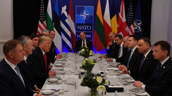 Trump: A NATO vállaljon nagyobb szerepet a Közel-Keleten
