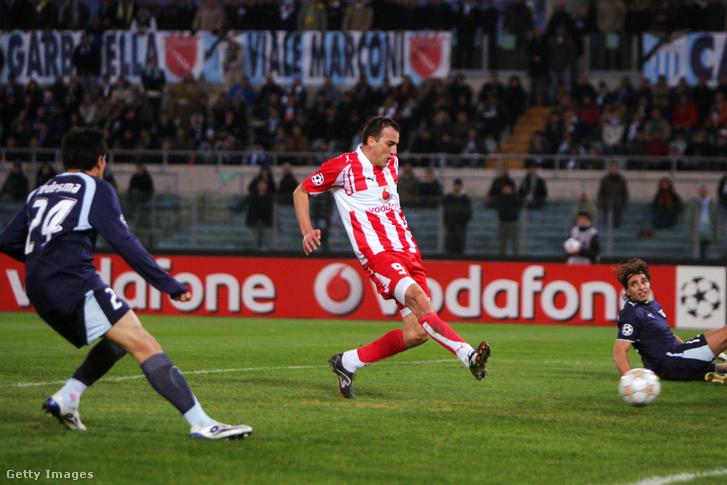 Kovacevic az athéni Olimpiakoszból vonult vissza 2009-ben