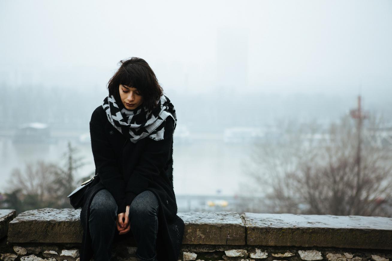 téli depresszió cover