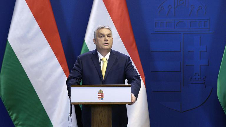 Orbán Viktor tartja az év első kormányinfóját