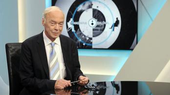 Baló Györgyről nevezte el hírstúdióját az RTL Klub