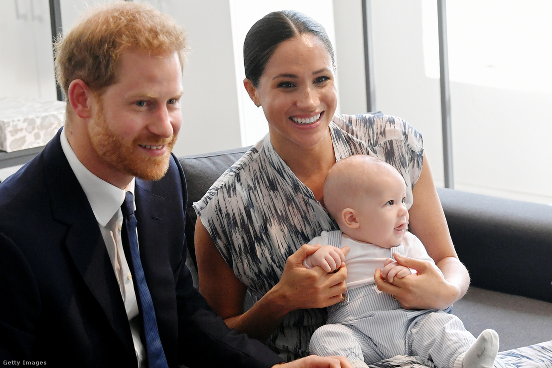 Harry sussexi herceg, Meghan sussexi hercegné és fiuk, Archie Mountbatten-Windsor Dél-Afrikában 2019-ben