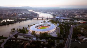 A Duna-part stadionosítása biztos nem jó ötlet