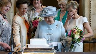 Így néz ki Erzsébet királynő napi menüje – bevállalnád?