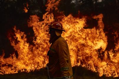 ausztrál tűzvész 1