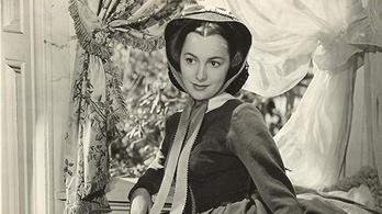 Meghalt Olivia de Havilland, az Elfújta a szél Melanie-ja