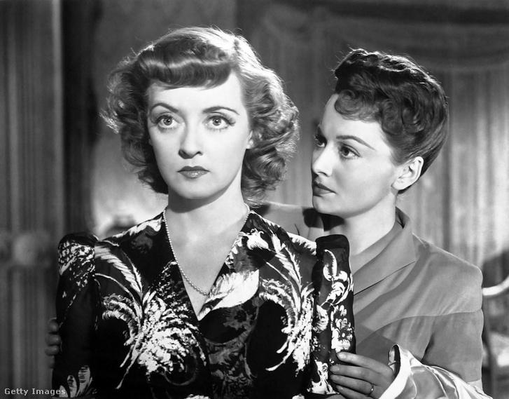 Bette Davis és Olivia de Havilland (Nővéremtől mindent, 1942)