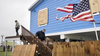 45 milliárd dollár kárt okoztak a tavalyi időjárási katasztrófák az Egyesült Államokban