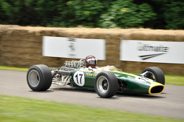 1967-es Lotus-Cosworth 49