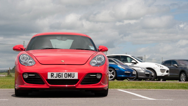 Cayman S: szerintem a legjobb Porsche