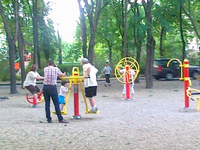 Ilosvai Selymes Park