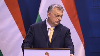 Mennyi idő még? - Orbán maratoni sajtótájékoztatójának legjobb pillanatai