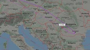 Visszafordult a Lufthansa járata, amikor kiderült, hogy rakéta találta el az ukrán gépet