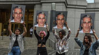 Technikai hiba miatt törlődött Epstein cellájának biztonsági felvétele