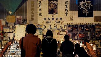 Poszttraumás stresszben szenvednek a hongkongiak a tüntetések miatt