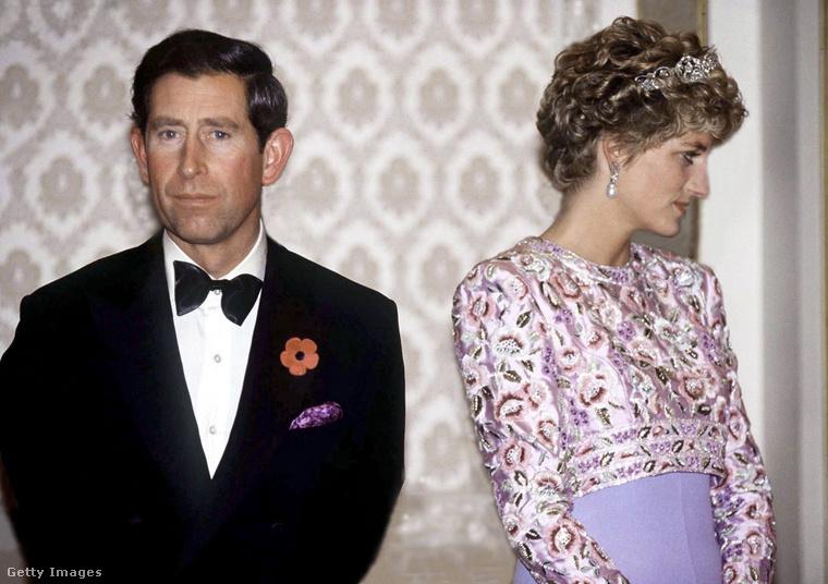 Károly herceg és Diana hercegné álompárnak számított annak idején.