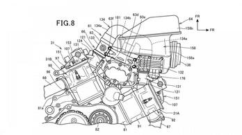 Kompresszoros V2-est fejleszt a Honda