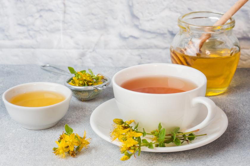 orbáncfű tea