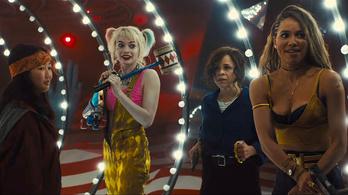 Harley Quinn kokainnal öl és Joker miatt zokog a Batman nélküli világban