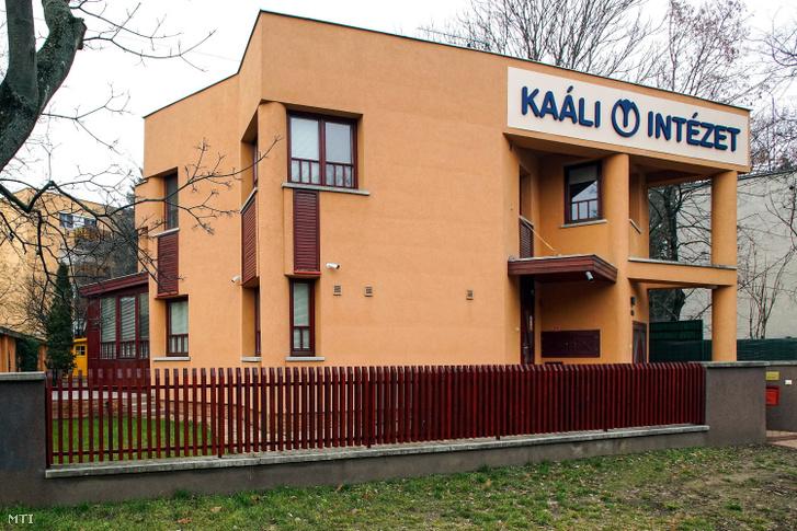 A Kaáli Intézet az egyike annak hat az intézménynek, amit államosít a kormány