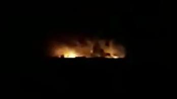 Újabb légicsapás volt Irakban, nyolc Irán-barát milicista halt meg