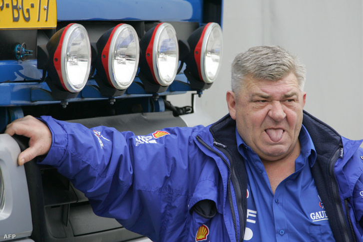 Jan de Rooy 2005-ben