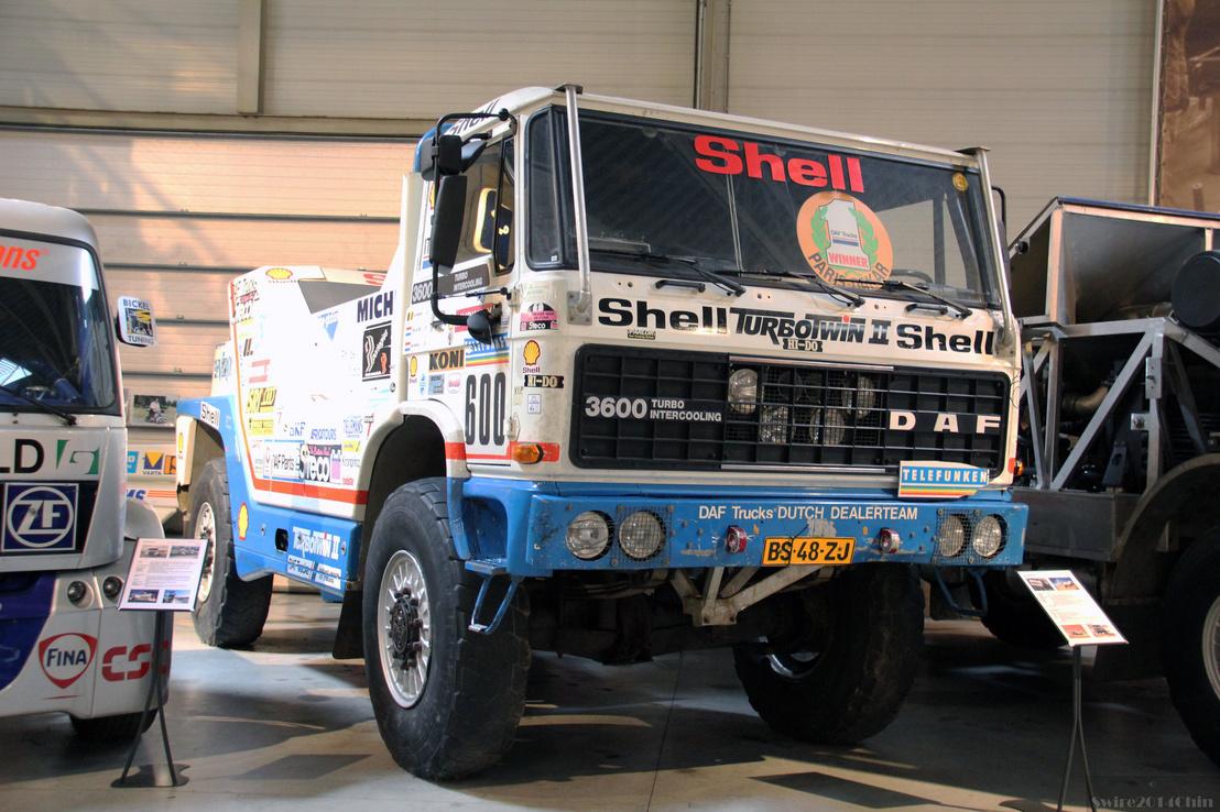 DAF 3600 Turbo Twin Dakar 1986–87