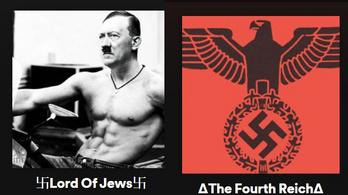 Törli a Spotify a Hitlert dicsőítő és zsidókat gyalázó lejátszási listákat