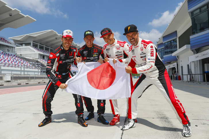 b-j: Guerrieri, Girolami, Tassi és Monteiro