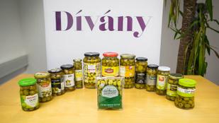 Teszt: hol egy finom olívabogyó?