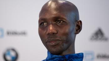 Nem indulhat versenyeken Wilson Kipsang, a maratonfutás egyik legismertebb alakja