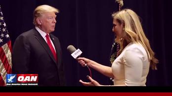 Trump szövetségesei felvásárolhatnak egy jobboldali tévécsatornát