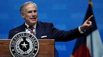 A texasi kormányzó nem akar több menekültet letelepíteni