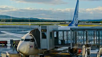 Európában egyedül Svédországban sújtotta a klímatudatosság a légi közlekedést