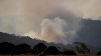 Egy hétig enyhül, de utána tovább súlyosbodhat az ausztrál tűzvész
