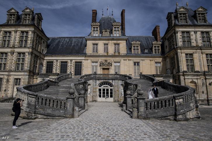 A Fontainebleau-i kastély