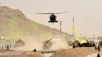 Meghalt két amerikai katona Afganisztánban