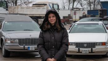 Kinga két Cadillackel jár, az egyikben nem lennél utas