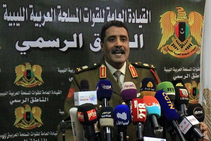 Ahmed al-Miszmári tábornok