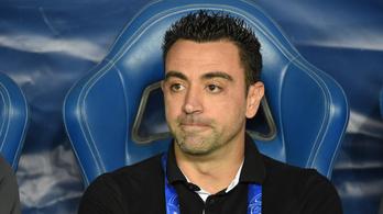 Xavi: Nem tagadom, az álmom, hogy a Barca vezetőedzője legyek