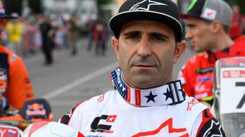 Meghalt egy portugál motorversenyező a Dakaron