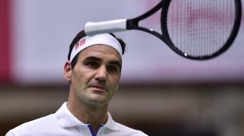 Svájci klímaaktivisták bírálták Federert egy szponzori szerződése miatt